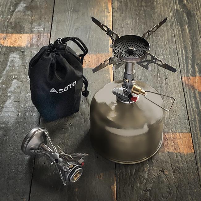 Soto TriFlex Pot Support for Windmaster